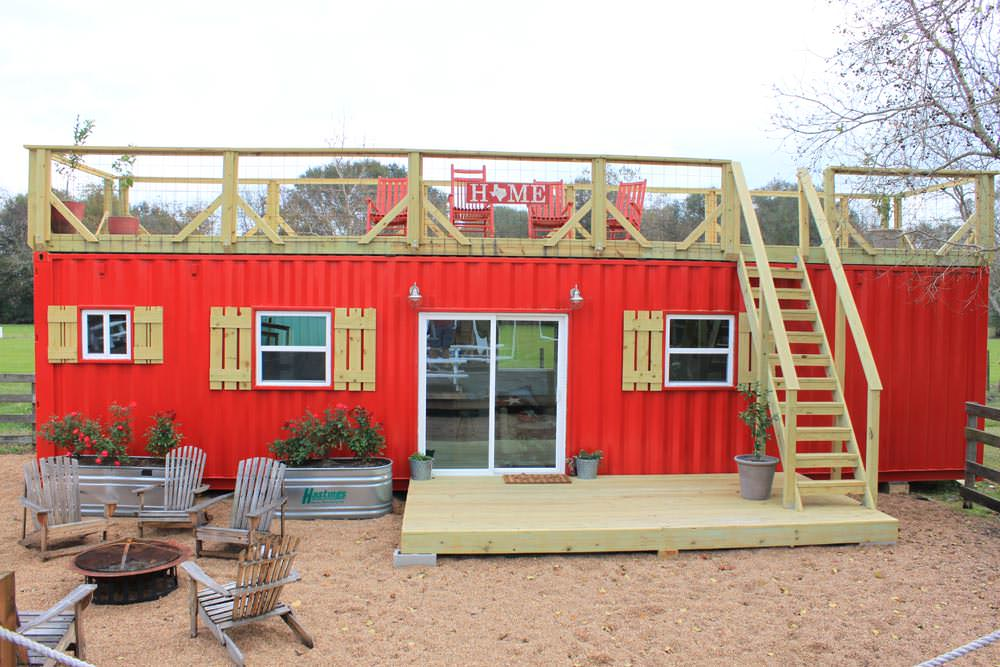 container en tiny house